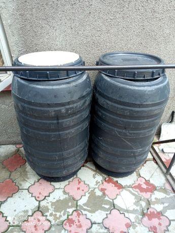 Beczka Plastikowa 200l