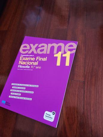 Livro Preparação Exame Filosofia