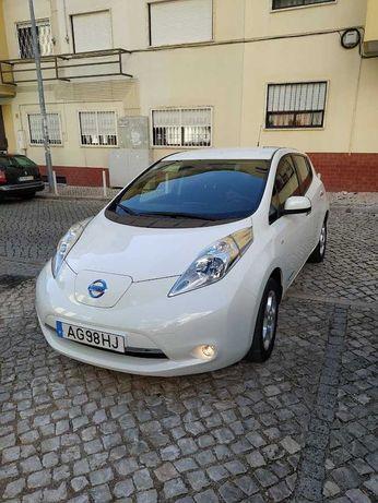 Nissan Leaf tekna 30 kwh (100% Elétrico) 2016