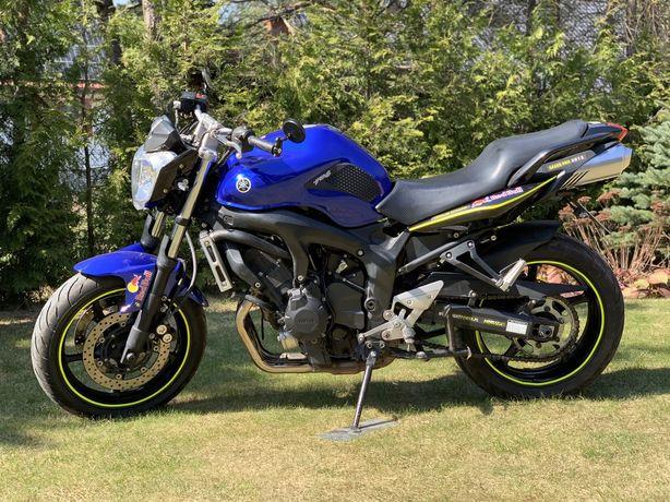 Yamaha FZ 6 S2 100km