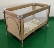 Детский складной манеж ліжко Carrello piccolo (CRL-9203/1)