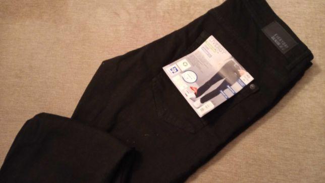Dżinsy męskie czarne rozmiar 48 nowe