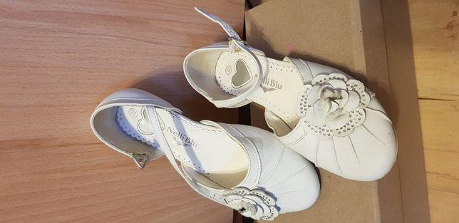 Białe buty komunijne rozm 32