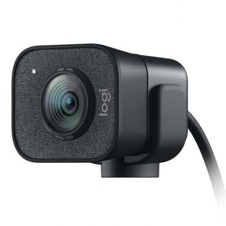 Logitech StreamCam Webcam USB-C Full HD Preta