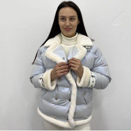 Продам зимову куртку нову