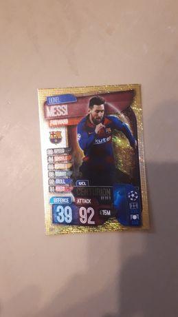 Messi CEN1 Centurion Liga Mistrzów Champions League 2019/20 Match Atta