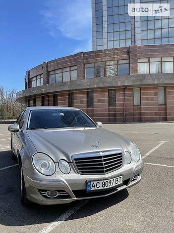 Mercedes E220 CDI 2008р
