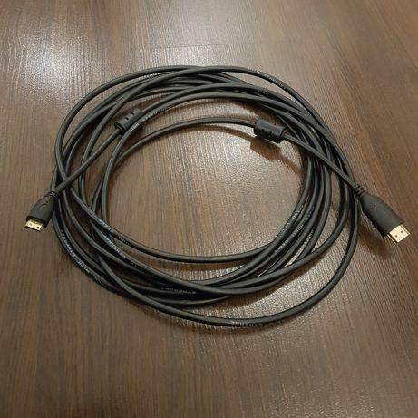 Kabel przewód hdmi standard i mini 5 m