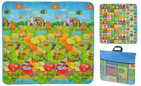 Детские коврики татами килимок мат 180x200x0,5 см