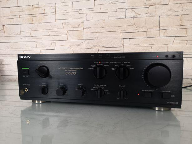 Sony TA-F650ESD Wzmacnia stereo z DAC