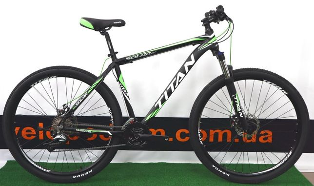 "Велосипед Titan Solar 29"" Shimano ACERA, на Кассете |Velopodium.com.ua"