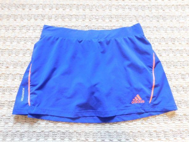 Adidas spódnica z sportowa z wszytymi spodenkami roz. S/36/8