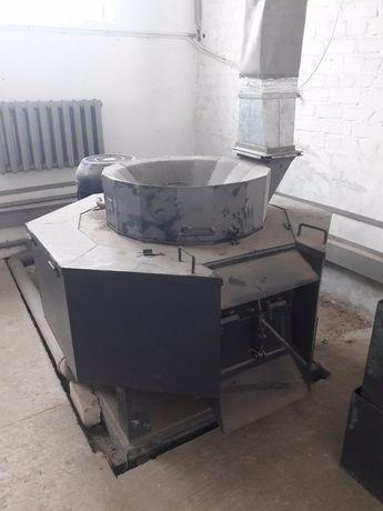 Мойка полимеров (агломераторного типа) 55 кВт