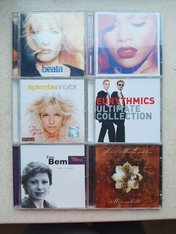 Płyty CD z muzyką 15zł