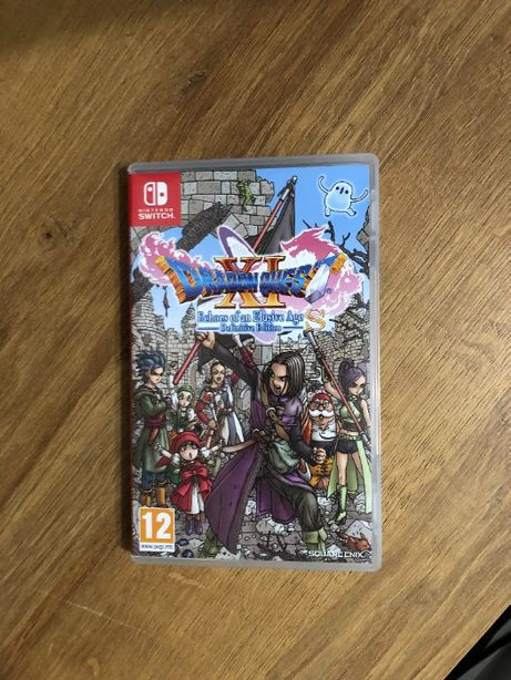 [Switch] Dragon Quest XI S: Echoes of an Elusive Age