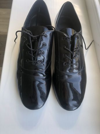 Продам мужские туфли для бальных танцев 28 размер! Как новые