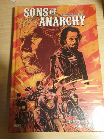Komiks Sons of Anadchy - Synowie anarchii