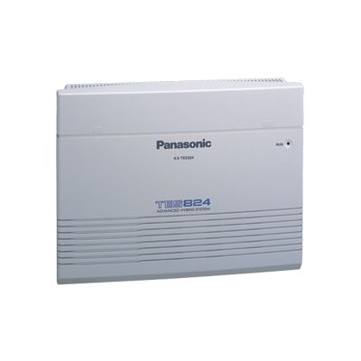Panasonic KX-TES824UA – офисная аналоговая мини АТС