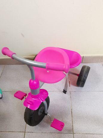 Bicicleta de criança 3 rodas.