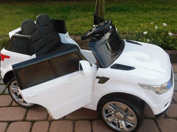 ELEKTRYCZNY samochód Start RUN na akumulator Miękkie Koła Eva PILOT