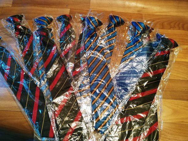 Новые детские фирменные школьные галстуки отличного качества недорого