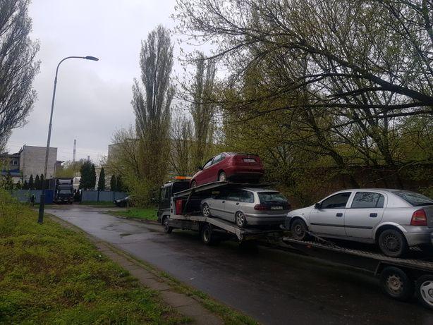 Skup aut osobowych i dostawczych auto złomowanie kasacja recykling