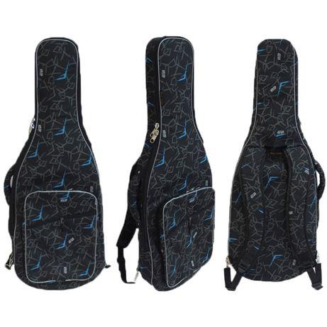 Чехол для гитары, бас гитары, электро гитары, укулеле, кейс для гитары