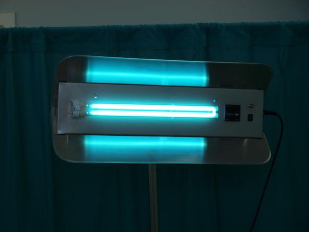 Lampa biobójcza bakteriobójcza wirusobójcza UV-C UVC dezynfekcja