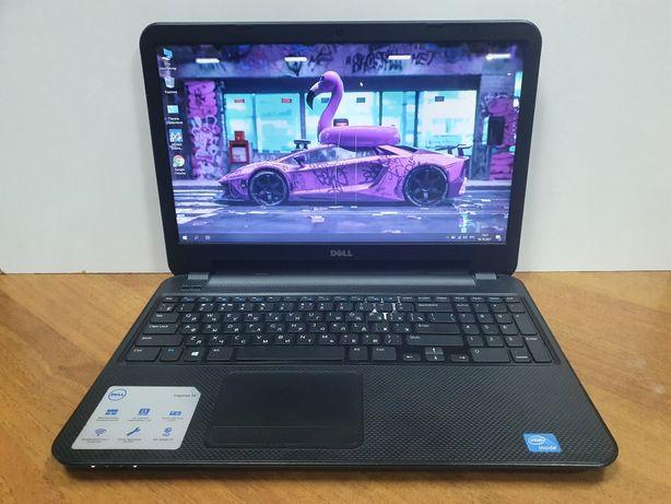 Ноутбук Dell КАК НОВЫЙ! для учебы или в офис 15.6\Intel\4gb\500gb