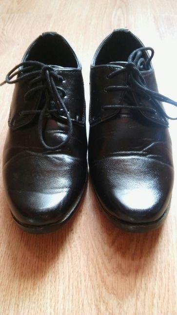 Buty komunijne chłopięce rozm. 31