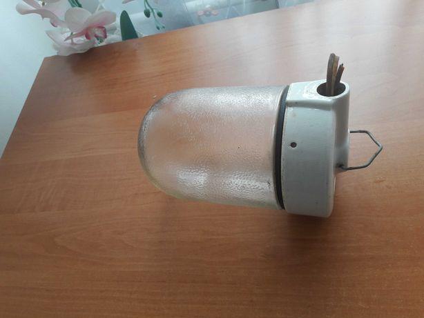 Lampa hermetyczna PRL