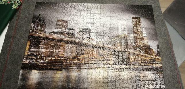 Puzzle Clementoni 1000 High Quality miasto