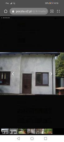 Dzialka R.O.D. z domkiem murowanym na Jachcicach