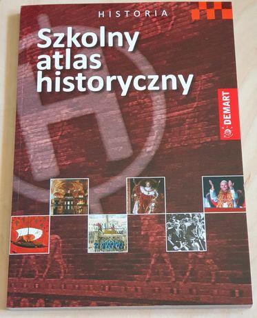 Szkolny atlas historyczny