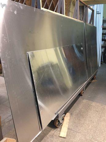 алюминиевый лист  3мм 1х2м и др гладкий и рифленый , налож , звоните