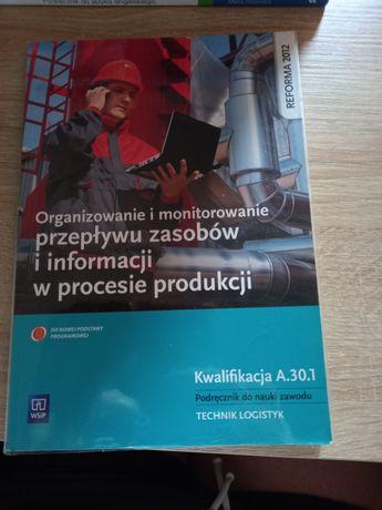 Książka do logistyki