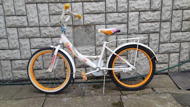 """Rower dziewczęcy 20"""""""