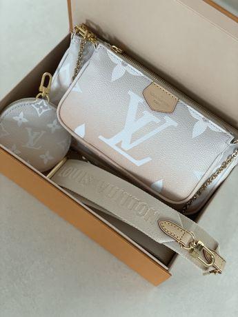 Louis Vuitton Multipochette Pool