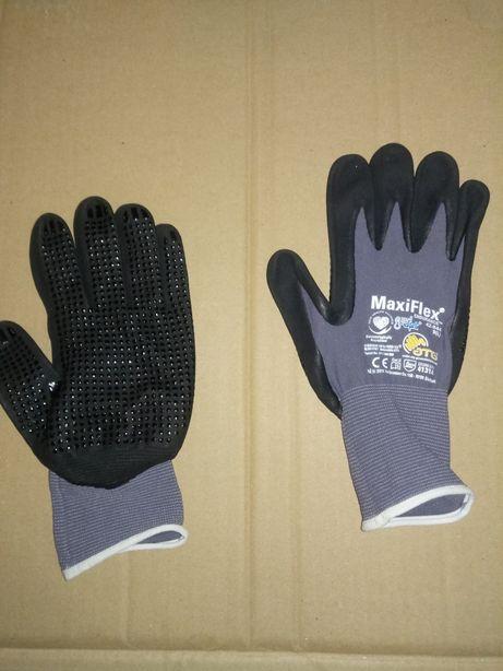 Rękawice robocze Maxi flex r 9. Wysyłka