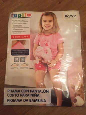 Пижама пижамка детская фирмы Lupilu, размер 92