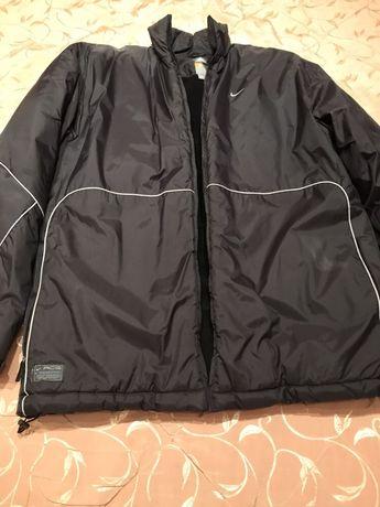 Зимняя тёплая куртка xxl Nike