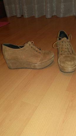 Sapato camurça (última baixa preço)
