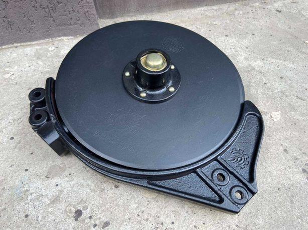 Сошник ДЕМЕТРА СЗ-3.6, СЗ-5.4, двухрядный подшипник, БОР сталь