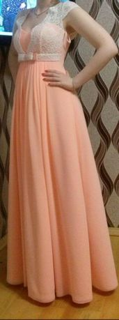 Выпускное, вечерее платье