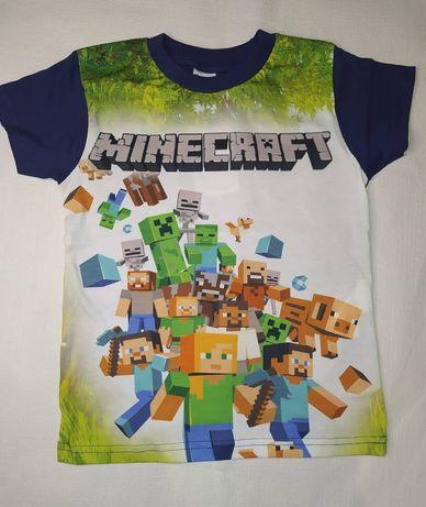 Футболка Minecraft, Майнкрафт