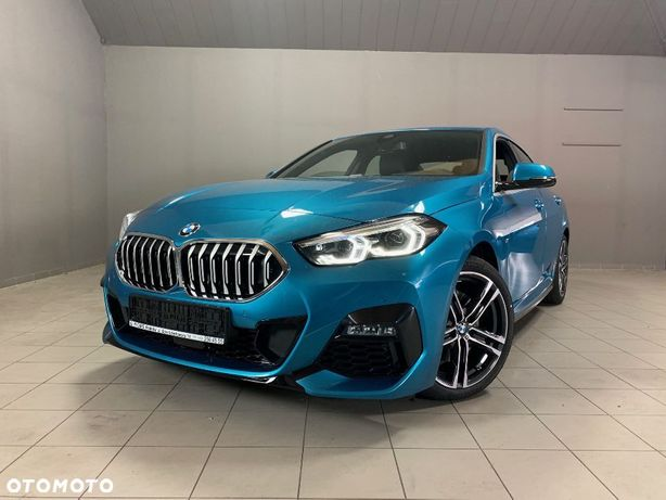 BMW Seria 2 218i Gran Coupe / M pakiet / Aktywny tempomat / Asystent parkowania