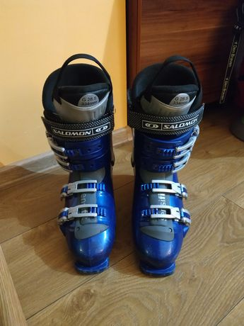 Buty narciarskie Salomon 43/44 (28,5 cm)