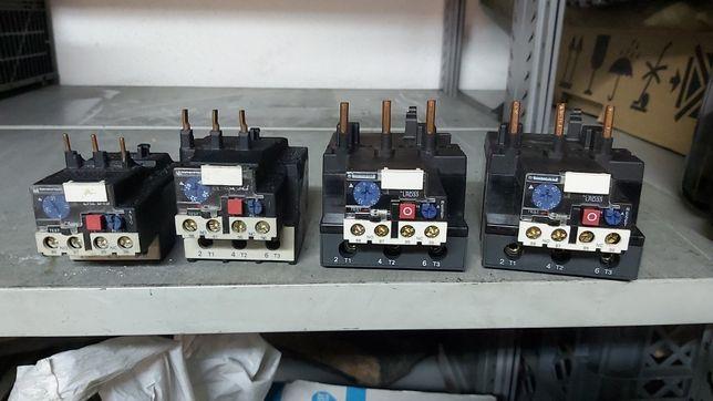 Térmicos Telemecanique LR2