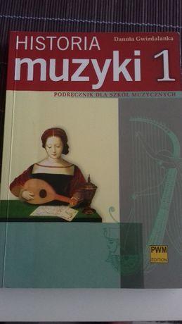 Historia muzyki 1 Danuta Gwizdalanka