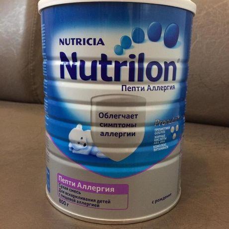 Нутрилон Пепти аллергия смесь